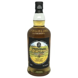 Springbank 10 Year Old Local Barley