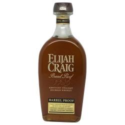 Elijah Craig Barrel Proof A121 12 Year Old