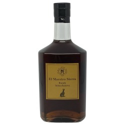 El Maestro Sierra Solera Reserva Brandy