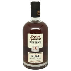 English Harbour Reserve 10 year old Antigua Rum