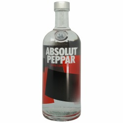 Absolut Peppar Pepper Flavored Vodka