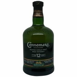 Connemara Peated Single Malt Irish Whiskey 12 Year Old 2014 Bottling