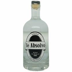 Cultus Bay Te Absolvo Vodka Batch No.3 2016 Bottling