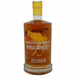 Dry Fly Cask Strength Wheat Whiskey 2015 Bottling