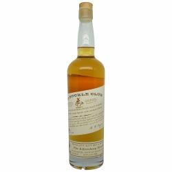 Ellensburg Gold Buckle Club Frontier Style Malt Whiskey 43.3
