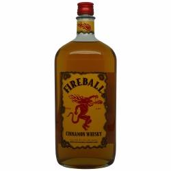 Fireball Cinnamon (ltr)