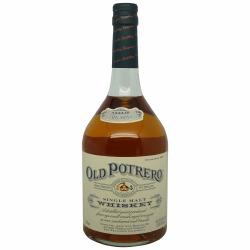 Anchor Distilling Old Potrero Single Malt Whiskey 1997 Bottling