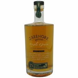 Greenore 15 Year Old Single Grain Small Batch Irish Whiskey