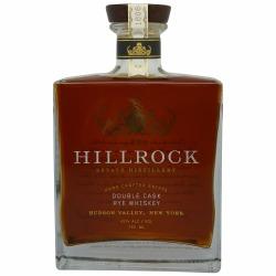 Hillrock Double Cask Rye Barrel 67