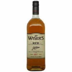 J. P. Wiser's Canadian Rye Whisky