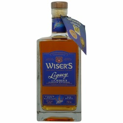 J. P. Wiser's Legacy Canadian Rye whisky