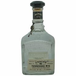 Jack Daniels Unaged Rye Batch No.001 Distiller's Run 2012 Bottling