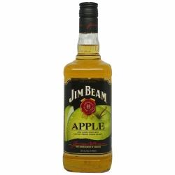 Jim Beam Apple Liquor Infused with Bourbon