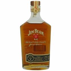 Jim Beam Signature Craft Rolled Oat Bourbon 2014 Bottling