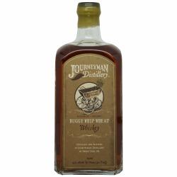 Journeyman Buggy Whip Wheat Whiskey Batch No.18