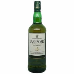 Laphroaig 18 Year Old Single Malt