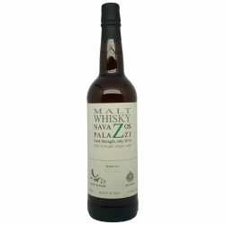 Navazos Pilazz Single Palo Cortado Cask Malt Whiskey 2014 Bottling