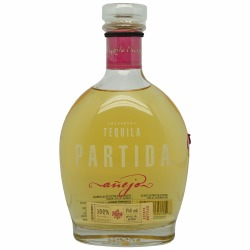 Partida Añejo Tequila