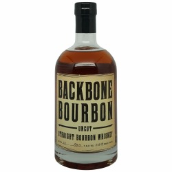 Backbone Uncut Straight Bourbon Batch 10
