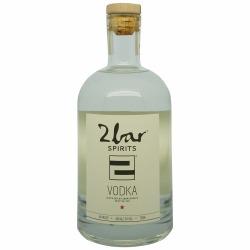 2bar Spirits Vodka