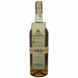 Basil Hayden Rye 2017 Release 2017 Bottling
