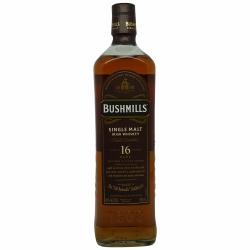 Bushmills Single Malt 16 Year Old Rare Irish Whiskey 2016 Bottling