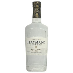 Hayman's Royal Dock Gin Navy Strength