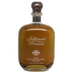 Jefferson's Reserve Very Small Batch Bourbon