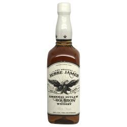 Jesse James America's Outlaw Bourbon Whiskey