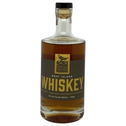 Orcas Island Distillery West Island Whiskey