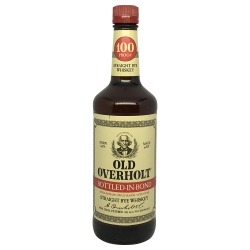 Old Overholt Bottled In Bond Straight Rye