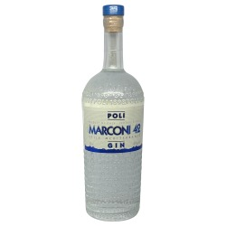 Poli Marconi 42 Stile Mediterraneo Gin