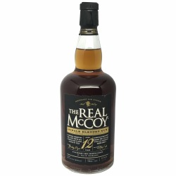 The Real McCoy 12 yr old Single Blended Rum