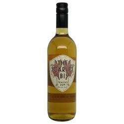 The scarlet Ibis Trinidad Rum