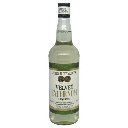 Velvet Falernum Liqueur