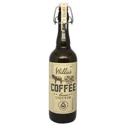 Willie's Distillery Coffee Cream Liqueur