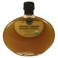 Organic Tumeric Balsamic Vinegar