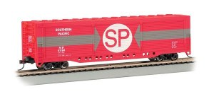 HO Scale Southern Pacific Evans All-Door Boxcar #51188 - 18142