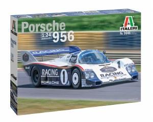 1:24 Scale Porsche 956 - 6348S