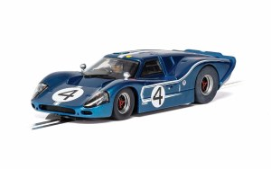 Ford GT MkIV 1967 Lemans 24hrs, Denny Hulme/Lloyd Ruby No.4 - C4031
