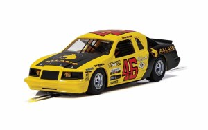 Ford Thunderbird Yellow & Black No.46 - C4088