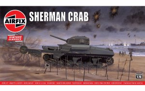 1:76 Scale Sherman Crab - 02320V