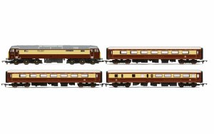 OO Scale 'Northern Belle' Train Pack Era 10 DCC Ready - R3697