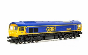 OO Scale GBRf Class 59 Co-Co 59003 DCC Ready - R3760