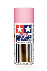 Surface Primer Fine Pink Spray Paint 180ml - T87146