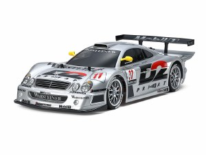 1:10 Scale 1997 Mercedes-Benz CLK-GTR (TT-01 Type-E) Assembly Kit - T47437