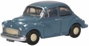 1:148 Scale Morris Minor Saloon Clipper Blue - NMOS006