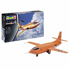 1:32 Scale Bell X-1 Supersonic Aircraft - 03888