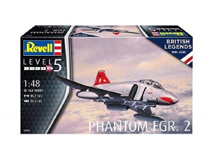 1:48 Scale British Phantom FGR Mk.2 - 04962