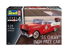 1:25 Scale '55 Chevy Indy Pace Car - 07686
